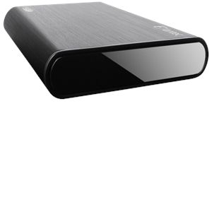 "Fantec 14633 - Disque dur externe DB-ALU2 2 To 3.5"" SATA USB 2.0"