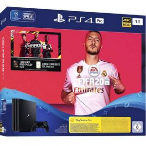 Sony Playstation 4 Pro 1 To + Fifa 20 + 1 Manette Dualshock 4
