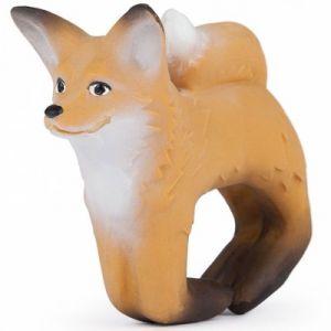 Oli & Carol L-FOX Bracelet - Anneau de Dentition Jouet de Bain/Jouet de Dentition Rob le Renard