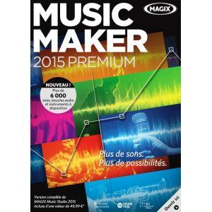 Music Maker 2015 Premium [Windows]