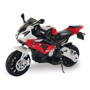 Jamara Véhicule enfant Ride-on moto BMW S1000RR rouge