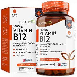 Nutravita Vitamin B12