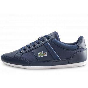 Lacoste Chaymon 219 1 chaussures Hommes bleu T. 40,0