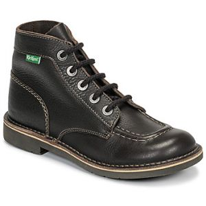 Kickers Boots KICK COL Marron - Taille 36,37,38,39,40,41,42