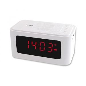 Inovalley RV17 - Radio réveil Bluetooth