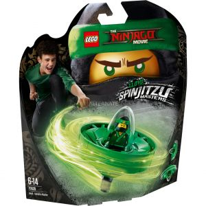 Lego 70628 - The Ninjago Movie : Lloyd Maître du Spinjitzu