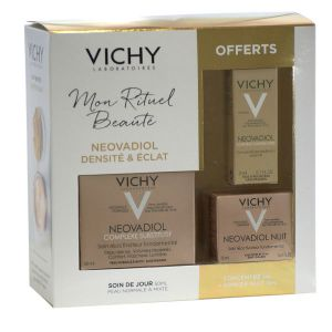 Vichy Neovadiol jour - Crème hydratante peaux normales 50 ml + nuit 15 ml + concentré