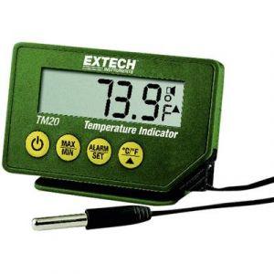 Extech Thermomètre Model TM20 avec sonde de température standard