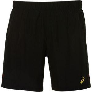 Asics Icon - Short running Homme - Mugen Pack noir XL Pantalons course à pied