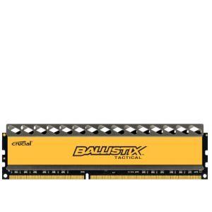 Crucial BLT8G3D1869DT1TX0CEU - Barrette mémoire Ballistix 8 Go DDR3 1866 MHz CL9 Dimm 240 broches