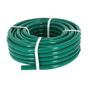 Alfaflex Tuyau PVC d'arrosage vert O15 en 25m - TRICOFLEX