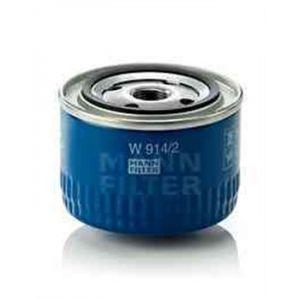Image de Mann-Filter Filtre à huile W914/2