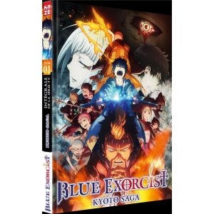 BLUE EXORCIST KYOTO SAGA - Coffret 1/2 - BR [DVD]