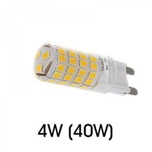 Vision-El Ampoule Led 4W (40W) G9 230V Blanc jour 4000°K -