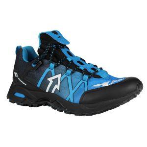 Raidlight Chaussures Team R-light 004.3 - Black / Electric Blue - Taille EU 40 2/3