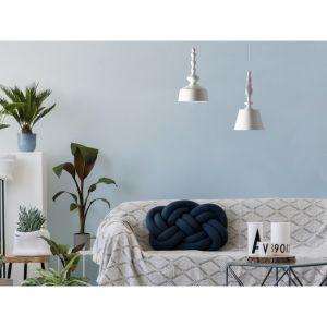 Beliani Lampe suspension blanc FLUVIA