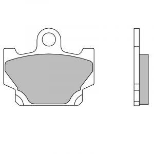 Brembo Plaquettes de frein d'origine carbone-céramique 07YA1011
