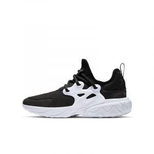 Nike Chaussure Presto React pour Enfant plus âgé - Noir - Taille 35.5 - Unisex