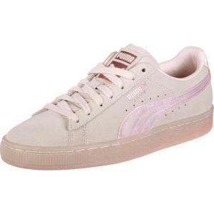 Image de Puma Suede Classic Satin W chaussures rose 38 EU