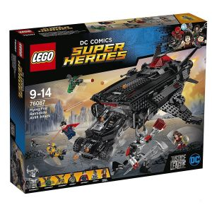 Lego 76087 - DC Comics Super Heroes - Flying Fox : L'attaque aérienne de la Batmobile