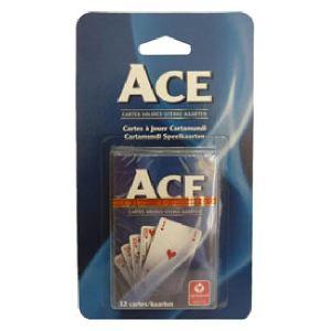 Cartamundi Jeu de 32 cartes Ace : Belote