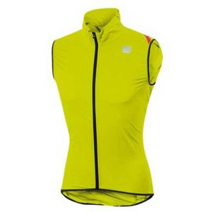 Sportful Gilets Hot Pack 6 Gilet - Yellow Fluo - Taille XXXL