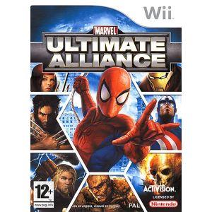 Marvel Ultimate Alliance [Wii]