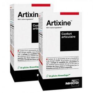 Nhco nutrition Artixine Confort articulaire - Lot de 2 x 56 gélules