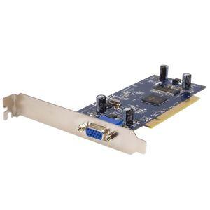 StarTech.com PCIVGAV7 - Carte graphique XGI Volari Z7 16 Mo DDR PCI