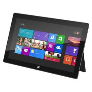 Microsoft Surface 32 Go Windows RT avec clavier Touch Cover