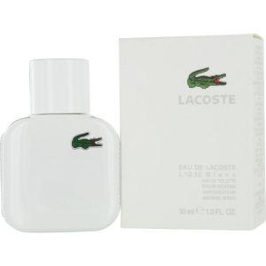 Lacoste L.12.12 Blanc : Eau de toilette pour homme