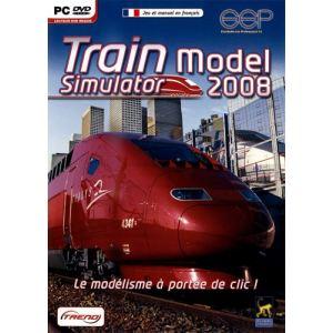 Train Model Simulator 2008 [PC]