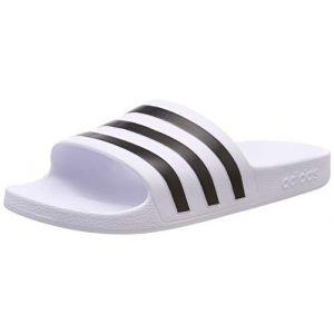 Adidas Adilette Aqua Slides ftwr white/core black/ftwr white