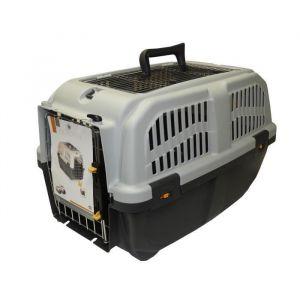 Aimé Panier de transport Skudo 55x36x35cm - Pour chien et chat