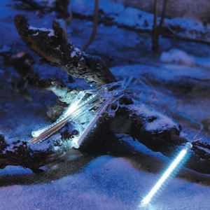 Blachère illumination Guirlande Snow fall 60 LED (5m)