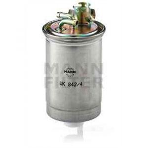Mann-Filter Filtre à carburant WK842/4