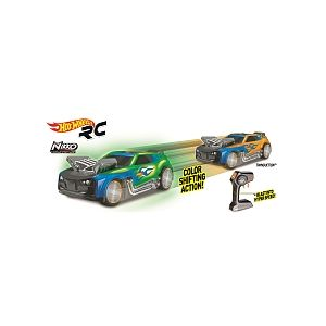 Mattel Hot Wheels - Voiture radiocommandée hyper racer Twinduction