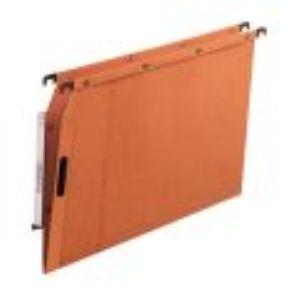 L'Oblique AZ Boîte de 25 dossiers-suspendus AZL pour armoire (fond : V)
