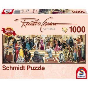 Schmidt Renato Casaro 100 ans de cinématographie - Puzzle 1000 pièces