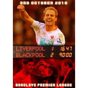Image de Liverpool 1 Blackpool 2- Barclay'S Premier League October 3R [Edizione: Regno Unito] [Import italien] [DVD]