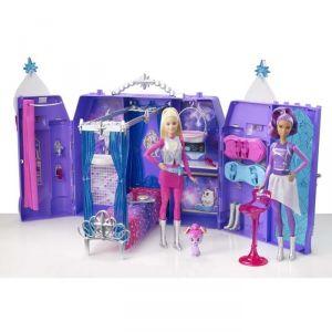 Mattel Château des étoiles Barbie