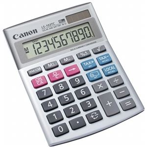 Canon LS-103TC - Mini-calculatrice de bureau