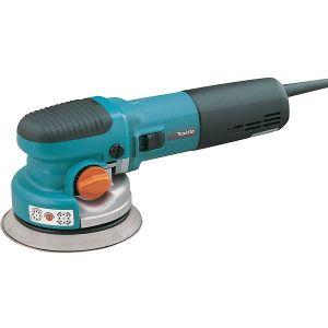 Makita BO6040J - Ponceuse polisseuse excentrique 150 mm 750W + coffret Mak-Pac