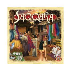 White Goblin Games Saqqara - Jeux de société
