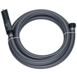 Gardena Équipement d'aspiration 7 m de : tuyau d'aspiration robuste pour raccordement à la pompe de jardin, diamètre 25 mm (1418-20)
