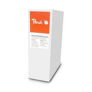 Peach PBT406-02 matériel de reliure A4 Blanc 100 pièce(s)