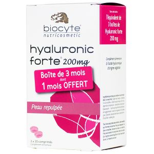 Biocyte Hyaluronic Forte 200mg