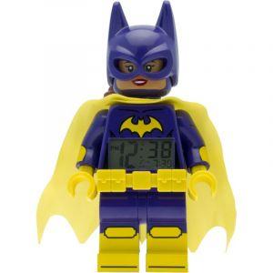 Lego Montre Enfant Batman Movie Batgirl minifigure clock 9009334