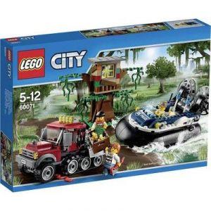 Lego 60071 - City : L'arrestation en hydroglisseur