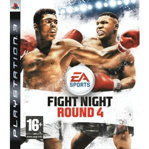Fight Night : Round 4 [PS3]